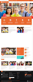 joomla education templates education templates archives templates4all