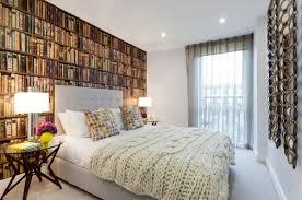 wallpaper that looks like bookshelves bookshelf printed wallpaper that lets you have an extensive