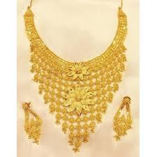 necklace design with price images Necklace set fancy gold necklace set manufacturer from delhi jpg