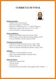 curriculum vitae pdf formato unico ideas of curriculum vitae formato pdf mexico with additional