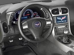 Corvette C6 Interior 2006 Corvette C6 Updates Six Speed Automatic Transmission With