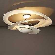 Wohnzimmer Lampe Edel Artemide Pirce Soffitto Led Lampen Pinterest Wohnzimmer