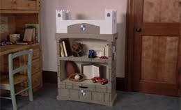Bookcase Lowes Build A Dream Castle Bookcase
