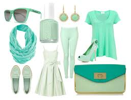 mint green accessories the beauty full life