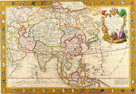 Old World Map Wallpaper by Old Map 33 Looking Through The Lens