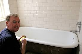 Bathtub Re Enamel Design U0026 Video How To Re Enamel A Cast Iron Bath Moregeous