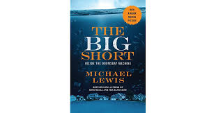 The Blind Side Book Summary Sparknotes The Big Short Inside The Doomsday Machine By Michael Lewis