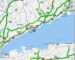 traffic map live traffic map and alerts for connecticut roadways wtnh