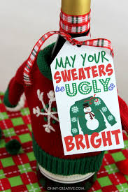 ugly christmas sweater award ideas christmas story and gift