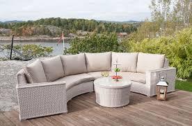 coin canapé canapé extérieur 47 idées de coin salon de jardin magnifique