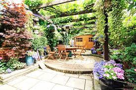 Patio Pictures And Garden Design Ideas Garden Design Ideas Plan Your Garden Family Food Garden