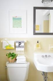 yellow tile bathroom ideas 26 half bathroom ideas and design for upgrade your house small