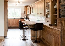 Bespoke Kitchen Design London Oak Kitchen Putney London Mark Stone U0027s Welsh Kitchens Bespoke