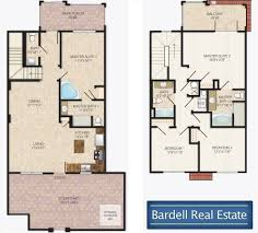 waterstone courtyard villas floor plans