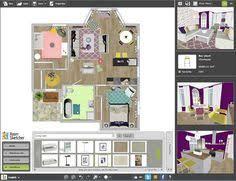 free online design program using online interior design program roomsketcher i created several