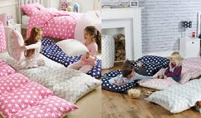 pillow bed for kids 48 kids pillows canada foxy lady kids 039 comforter set with plush