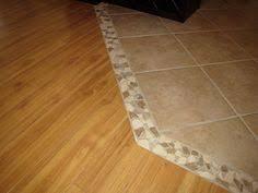 Kitchen Tile Flooring Ideas Tile Floor Meets Hardwood Freaking Awesome Home Remodel