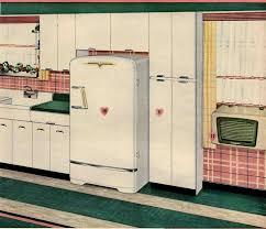 Old Fashioned Kitchen Cabinets 25 Best Vintage 50 U0027s Metal Kitchen Cabinets Images On Pinterest
