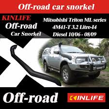 new 2016 malaysia mitsubishi triton l200 accessories snorkel buy