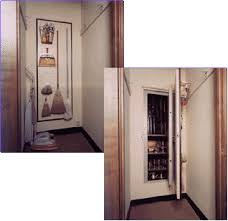 in wall gun cabinet hidden safes for the home new gun safe vaults throughout 7