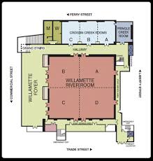 wedding floor plans salem wedding venues floor plans
