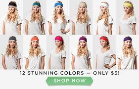 where to buy headbands 11 creative ways to style a stretchy headband the style canvas