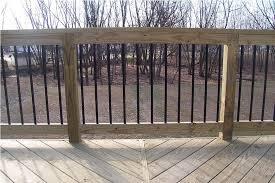 deck railing ideas deck railing ideas with photos u2013 home decor