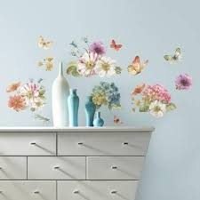 botanical wall decals posters at allposters com