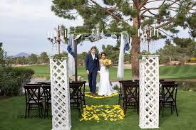 phoenix golf wedding venue golf wedding rental phoenix az