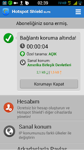 proxy apk hotspot shield elite vpn proxy apk türkçe indir 5 7 9 elite