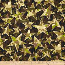 camo home decor kanvas camo mix 4 star camo olive discount designer fabric