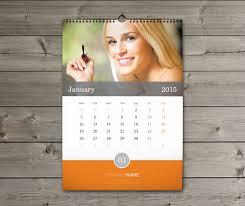 design wall calendar 2015 customized wall calendars a3 custom spiral monthly wall calendar