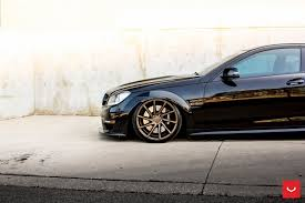 bagged mercedes cls vossen wheels vfs series cv series u0026 vle series member pricing