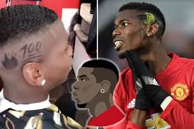 paul pogba has had as many hairstyles as goals this season but