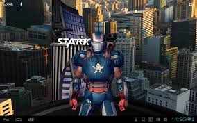 free birthday wallpaper for cell phones iron man 3 live wallpaper android apps on google play