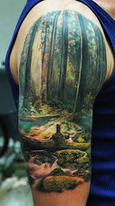 26 best forest sleeve tattoo images on pinterest beautiful