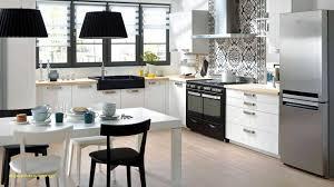 photo de cuisine amenagee cuisine aménagée en longueur photo resultat superieur cuisine