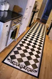 kitchen flooring bamboo laminate tile look floor mats for semi