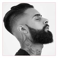 best hairstyles for curly hair men and skin fade undercut with