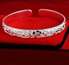 sterling silver engravable jewelry engravable sterling silver id bracelet for women christmas gift