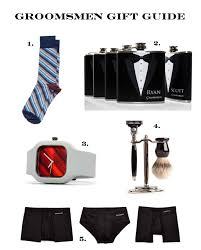 best and groomsmen gifts wisconsin 5 trendy practical groomsmen gifts