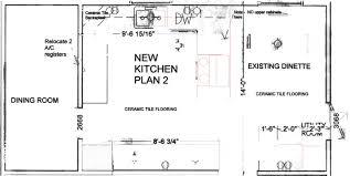 optimal kitchen layout kitchen layout design tool