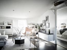 Attic Apartment Small Stylish Attic Apartment Coco Lapine Designcoco Lapine Design