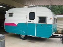 1408 best campers retro vintage images on pinterest