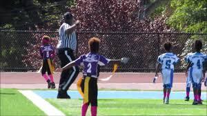 Flag Football Raleigh Nc 2017 Pop Warner Presents Southeast Stallions Flag Youtube