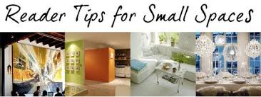 Small Home Design Tips 33 Best Small Space Design Tips Apartment Therapy