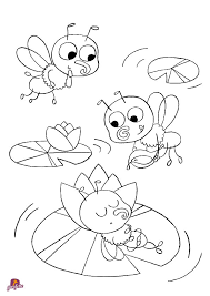 Coloriage Insectes  Insectes  Page 2