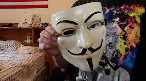 Guy Fawkes Mask Halloween by 2 Guy Fawkes Mask Unboxing Anonymous Mask Youtube