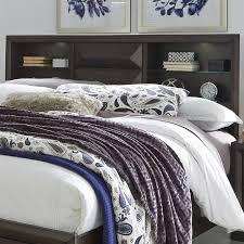 Queen Headboard With Shelves by Bedroom Furniture Bookcase Headboard King Shelf Headboard