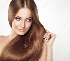 Hairstyles For Girls With Long Straight Hair by Beautiful With Brown Hair Long Straight Hair Shine With